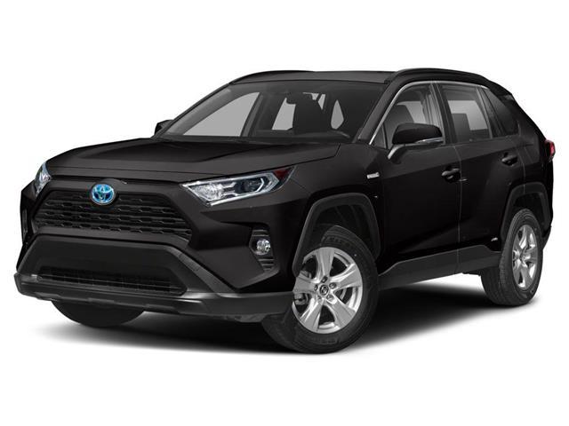 2019 Toyota RAV4 Hybrid LE (Stk: 31102) in Aurora - Image 1 of 9