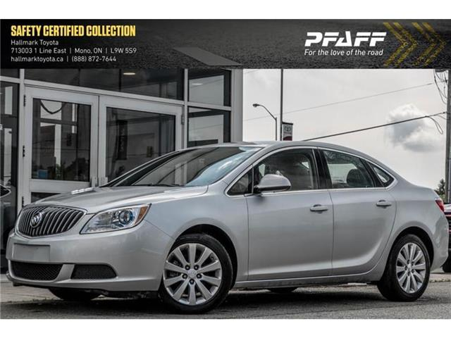 2015 Buick Verano Sedan (Stk: HU4656) in Orangeville - Image 1 of 22