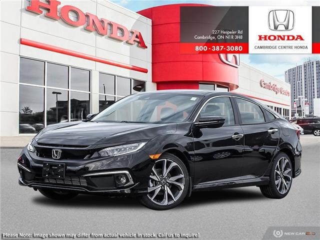 2019 Honda Civic Touring (Stk: 20002) in Cambridge - Image 1 of 24