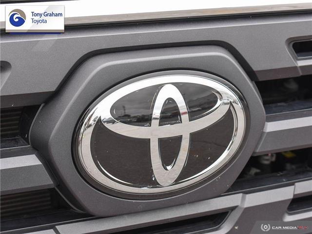 2019 Toyota Tacoma SR5 V6 (Stk: U9136) in Ottawa - Image 9 of 28