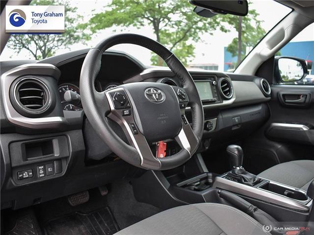 2019 Toyota Tacoma SR5 V6 (Stk: U9136) in Ottawa - Image 13 of 28