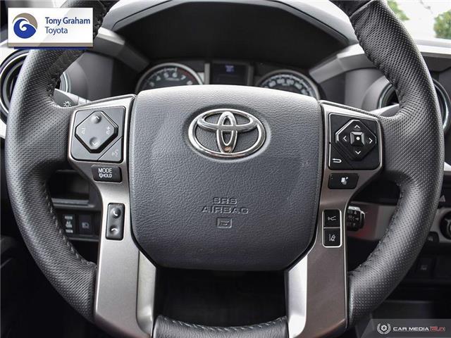 2019 Toyota Tacoma SR5 V6 (Stk: U9136) in Ottawa - Image 14 of 28
