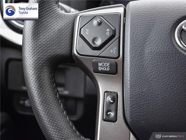 2019 Toyota Tacoma SR5 V6 (Stk: U9136) in Ottawa - Image 17 of 28