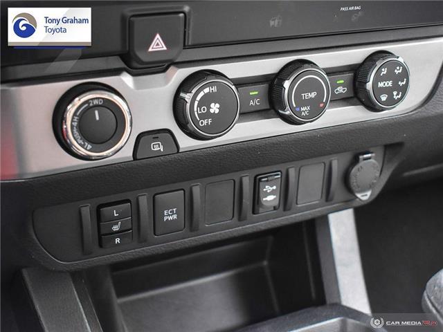 2019 Toyota Tacoma SR5 V6 (Stk: U9136) in Ottawa - Image 20 of 28