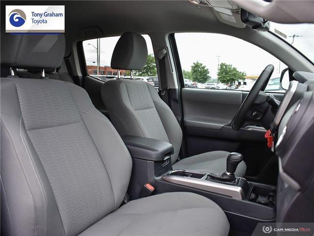 2019 Toyota Tacoma SR5 V6 (Stk: U9136) in Ottawa - Image 24 of 28