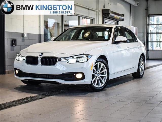2017 BMW 320i xDrive (Stk: P9056) in Kingston - Image 1 of 28