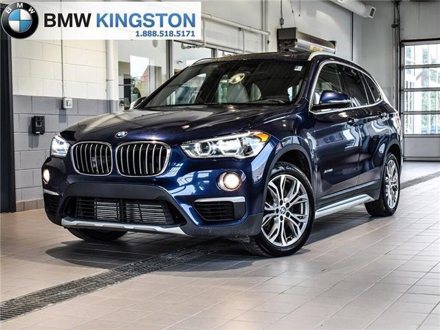 2016 BMW X1 xDrive28i (Stk: P9057) in Kingston - Image 1 of 30