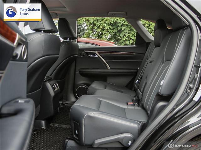 2019 Lexus RX 350L Luxury (Stk: P8449) in Ottawa - Image 24 of 27