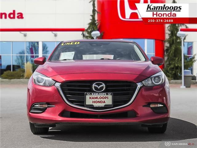 2017 Mazda Mazda3 GS (Stk: 14527A) in Kamloops - Image 2 of 25
