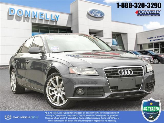 2010 Audi A4  (Stk: DUR5751C) in Ottawa - Image 1 of 28