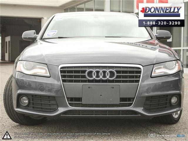 2010 Audi A4  (Stk: DUR5751C) in Ottawa - Image 2 of 28