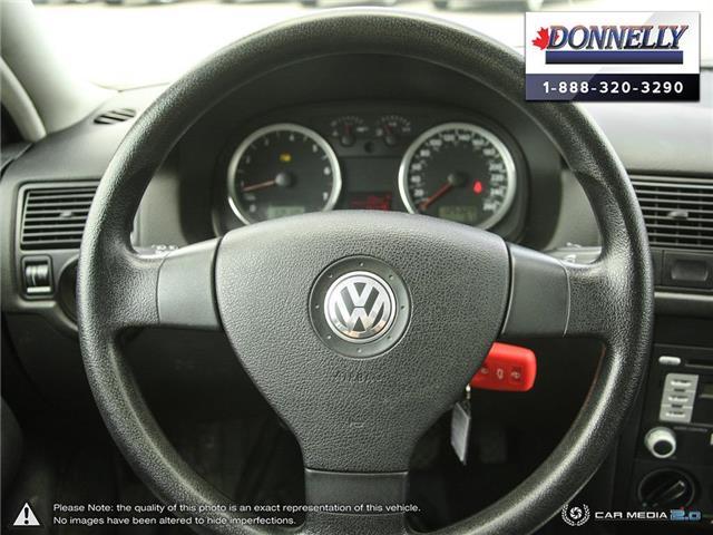 2008 Volkswagen City Golf 2.0L (Stk: PBWDR1995B) in Ottawa - Image 14 of 28