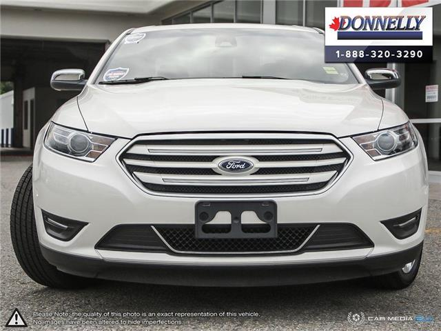 2019 Ford Taurus Limited (Stk: PLDU6182) in Ottawa - Image 2 of 28