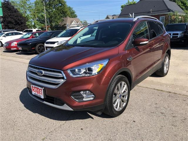 2018 Ford Escape Titanium (Stk: 41932) in Belmont - Image 1 of 19