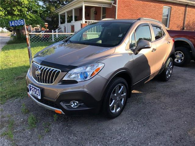 2014 Buick Encore Leather (Stk: 44748) in Belmont - Image 1 of 16