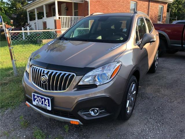 2014 Buick Encore Leather (Stk: 44748) in Belmont - Image 2 of 16