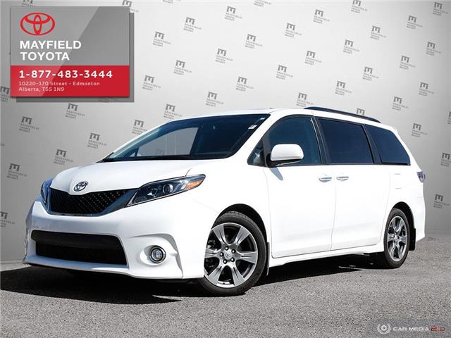 Used Toyota Sienna For Sale >> Used Toyota Sienna For Sale In Edmonton Mayfield Toyota