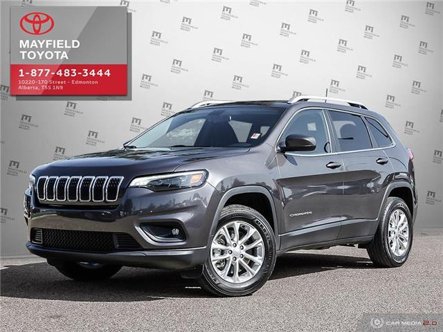 2019 Jeep Cherokee North (Stk: 194163) in Edmonton - Image 1 of 21