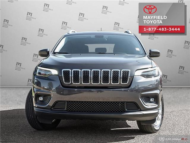 2019 Jeep Cherokee North (Stk: 194163) in Edmonton - Image 2 of 21
