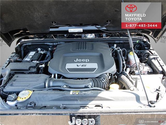 2018 Jeep Wrangler JK Unlimited Sahara (Stk: 194012) in Edmonton - Image 8 of 21