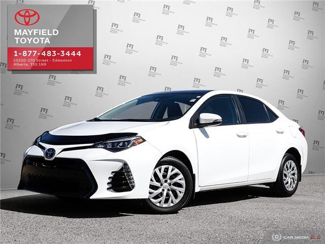 2017 Toyota Corolla SE (Stk: 170904) in Edmonton - Image 1 of 21