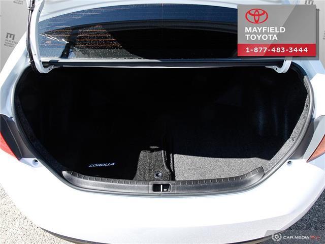 2017 Toyota Corolla SE (Stk: 170904) in Edmonton - Image 10 of 21