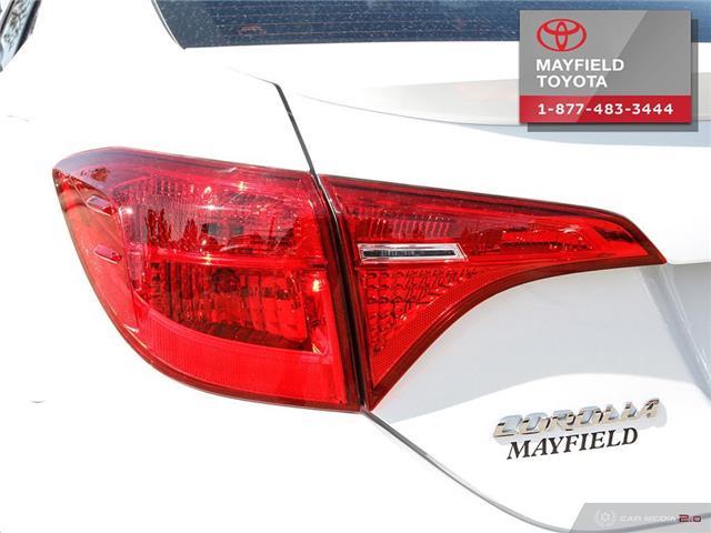 2017 Toyota Corolla SE (Stk: 170904) in Edmonton - Image 11 of 21