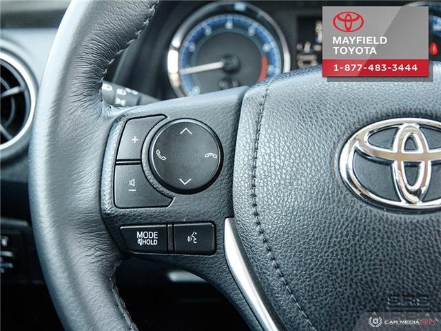 2017 Toyota Corolla SE (Stk: 170904) in Edmonton - Image 15 of 21