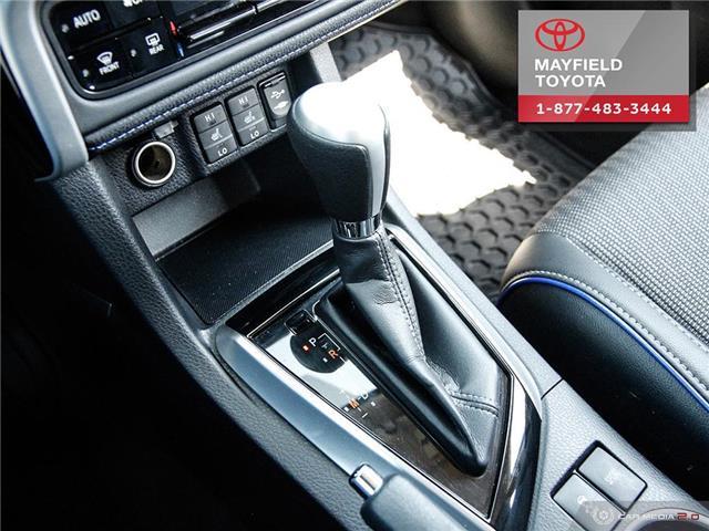2017 Toyota Corolla SE (Stk: 170904) in Edmonton - Image 16 of 21