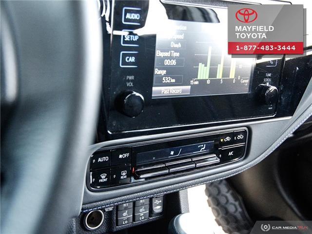 2017 Toyota Corolla SE (Stk: 170904) in Edmonton - Image 17 of 21