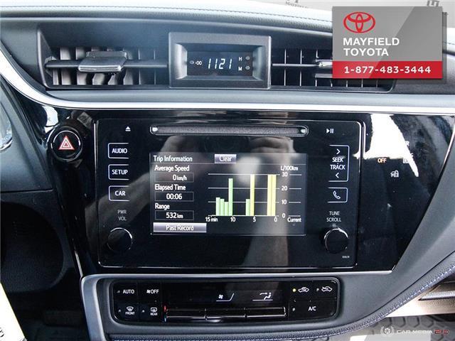 2017 Toyota Corolla SE (Stk: 170904) in Edmonton - Image 18 of 21