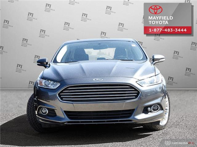 2016 Ford Fusion SE (Stk: 194159) in Edmonton - Image 2 of 21