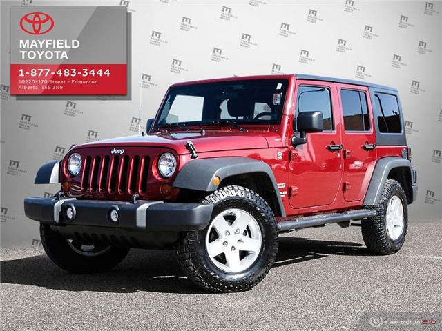 2013 Jeep Wrangler Unlimited 23S (Stk: 1901467A) in Edmonton - Image 1 of 20