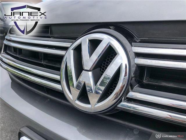 2016 Volkswagen Tiguan Comfortline (Stk: 19257) in Ottawa - Image 8 of 29