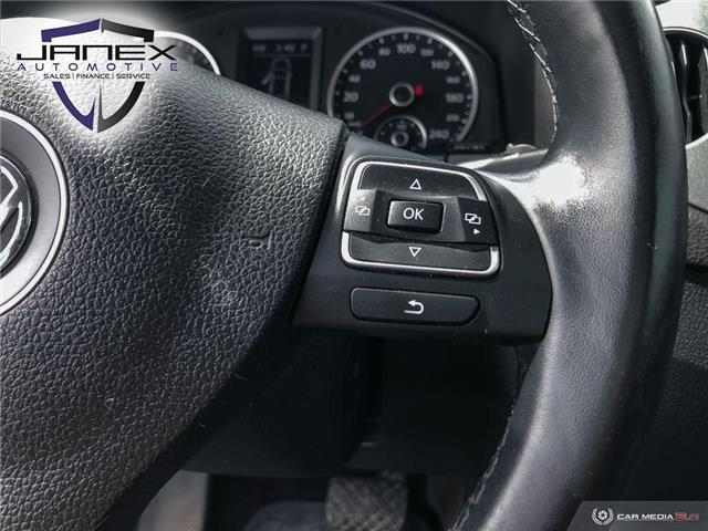 2016 Volkswagen Tiguan Comfortline (Stk: 19257) in Ottawa - Image 15 of 29