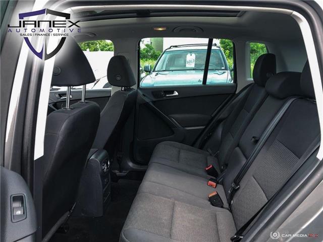 2016 Volkswagen Tiguan Comfortline (Stk: 19257) in Ottawa - Image 22 of 29