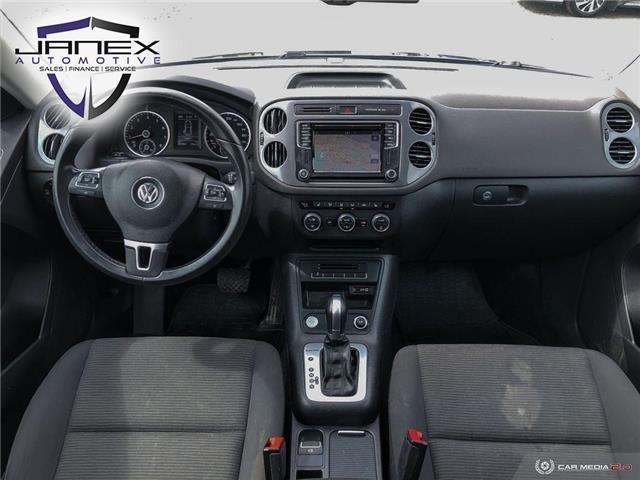 2016 Volkswagen Tiguan Comfortline (Stk: 19257) in Ottawa - Image 23 of 29