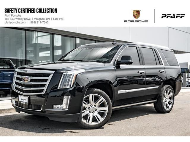 2015 Cadillac Escalade Premium (Stk: U8046) in Vaughan - Image 1 of 21