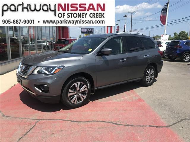 2018 Nissan Pathfinder SV Tech (Stk: N1492) in Hamilton - Image 1 of 12