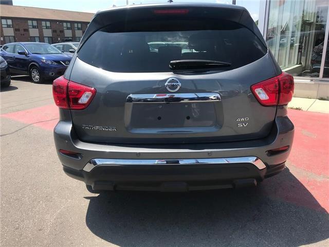 2018 Nissan Pathfinder SV Tech (Stk: N1492) in Hamilton - Image 5 of 12