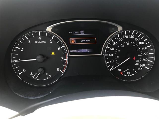 2018 Nissan Pathfinder SV Tech (Stk: N1492) in Hamilton - Image 9 of 12