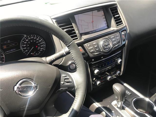 2018 Nissan Pathfinder SV Tech (Stk: N1492) in Hamilton - Image 10 of 12