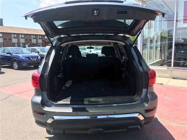 2018 Nissan Pathfinder SV Tech (Stk: N1492) in Hamilton - Image 12 of 12