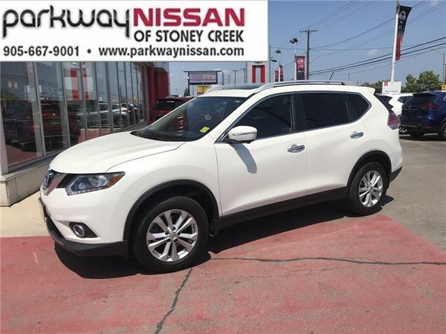 2015 Nissan Rogue SV (Stk: N1475) in Hamilton - Image 1 of 12