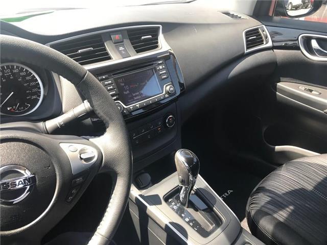 2017 Nissan Sentra 1.8 (Stk: N1496) in Hamilton - Image 10 of 12