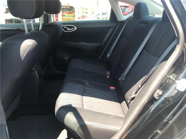 2017 Nissan Sentra 1.8 (Stk: N1496) in Hamilton - Image 11 of 12