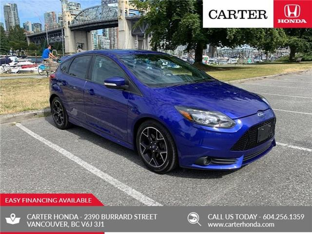 2014 Ford Focus ST Base (Stk: 2K69904) in Vancouver - Image 1 of 28