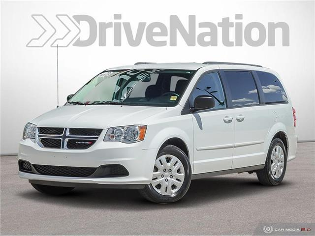 2017 Dodge Grand Caravan CVP/SXT (Stk: WE346) in Edmonton - Image 1 of 27