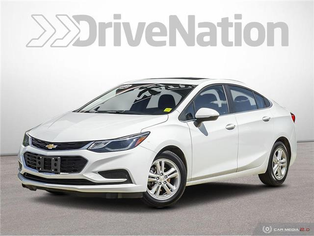 2018 Chevrolet Cruze LT Auto (Stk: WE352) in Edmonton - Image 1 of 27