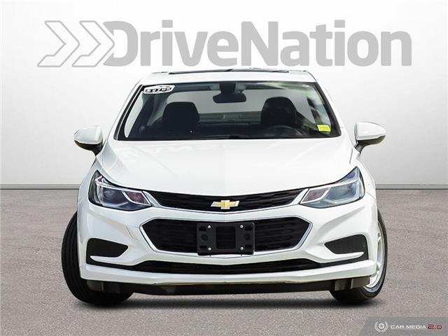 2018 Chevrolet Cruze LT Auto (Stk: WE352) in Edmonton - Image 2 of 27
